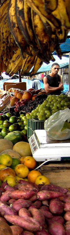 OBJETS et/ou SUJET de THÈMES --market in Carpina, Pernambuco, Brazil