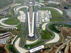 Sepang International Circuit is a motorsport race track in Sepang, Selangor, Malaysia. Sepang, Nico Rosberg, Michael Schumacher, Karting, Abu Dhabi, Le Mans, Grand Prix, Hamilton, Futuristic Architecture
