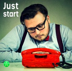 """You're looking for a new job and need help?  """"Just Start"""" - and if you like, let Lukas give you a few tips to help you reach your goals faster and easier. Just Start, Let It Be, Coaching, Neuer Job, Stress, Sling Backpack, Goals, News, Perfect Resume"""