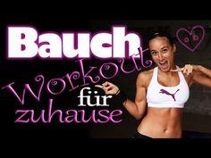 Bauchmuskeltraining  - Hiit Workout für Zuhause -Bauchspeck bekämpfen - Ohne Springen Alternative - YouTube