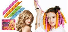 Δημιουργήστε μεγάλες, ανάλαφρες μπούκλες στα μαλλιά σας γρήγορα, εύκολα και οικονομικά με το Magic Leverag (από 6.90€) με παραλαβή από το κατάστημα Magichole.com.gr ή με αποστολή σε όλη την Ελλάδα!