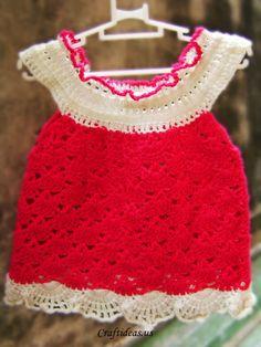 Crochet cute sweater for little girl - Craft Ideas - Crafts for Kids - HobbyCraft