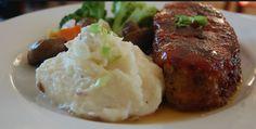 Gâteau de viande, réutiliser les restes de viandes boeuf, porc, recette québécoise