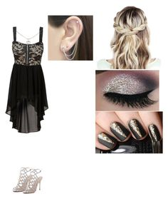 """Untitled #208"" by punk-princess-i on Polyvore featuring Goldie, Schutz, Cartier and Otis Jaxon"