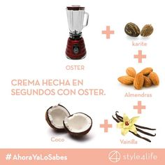 Consiéntete con una crema 100% natural hecha en casa con una licuadora Oster. Checa la receta completa en: http://style4life.mx/belleza/belleza/crema-hecha-en-segudos-con-oster