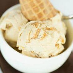 Peanut Butter Lover's Ice Cream via @browneyedbaker
