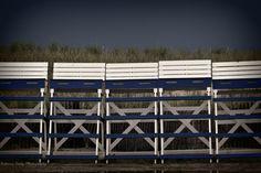 Lifeguard Chairs. North Wildwood, NJ