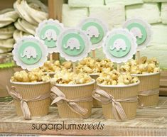 Baby Shower Party Ideas | Photo 1 of 22 | Catch My Party