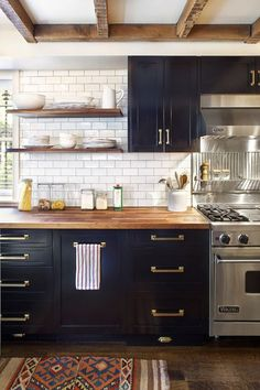 KITCHEN - Cabinets, Hardware, Countertops, Back Splash
