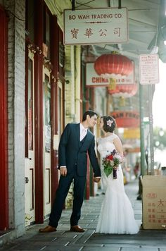 QUIRKY . CHINATOWN . DINNER PARTY — Love Letter Weddings