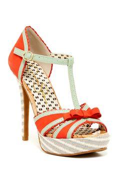 Jessica Simpson | Britt Platform Sandal | Nordstrom Rack