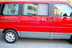 Hochwertige Autogardinen für PKW, Van und Transporter. Das Gardinenset enthält Gardinen für alle Seitenfenster, das Heckfenster und eine Fahrerhausab… Wuppertal Germany, Volkswagen Transporter, Autos, Interior Trim, Products, Vehicles