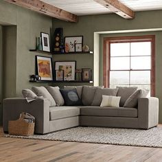 Walton Sectional - modern - sectional sofas - by West Elm