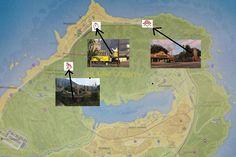 Tpe blueprint map secrets gta 5 gta 5 collectors edition gta5eastereggmap gta v easter eggs malvernweather Images