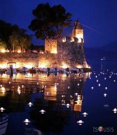 Good & Holy Friday in Nafpaktos, Peloponnese, Greece Life Is Beautiful, Beautiful Places, Greek Easter, A Whole New World, Fantasy Inspiration, Greek Islands, Greece Travel, Paros, Wonders Of The World