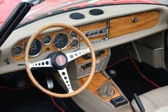 Fiat 124 Sport Spider, Fiat 124 Spider, Fiat Models, Classic Trader, Colorful Interiors, Lamborghini, Cars For Sale, Classic Cars, Cars