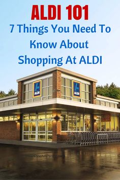 ALDI 101 7 Things You Need To Know About Shopping At ALDI with How I Pinch A Penny.com