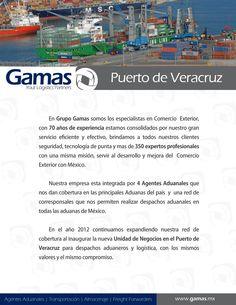 Gamas Veracruz Port