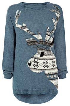 Buy Fairisle Print Sweater from the Next UK online shop Christmas Jumpers, Winter Warmers, Next Uk, Uk Online, Smocking, Joggers, Knitwear, Knitting Patterns, Christmas Clothing