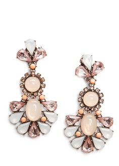 TOUCH - Stones earrings