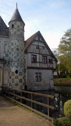 Château de St Germain de Livet