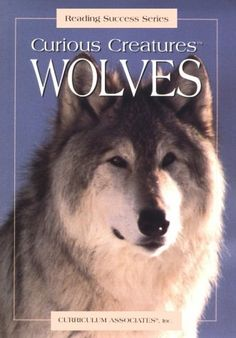 Curious Creatures: Wolves (Reading Success Series) by James Robert  - Donated by Linda Mote Dunwoody Woman's Club. http://www.amazon.com/dp/076090121X/ref=cm_sw_r_pi_dp_nG1cvb0TZB6N7