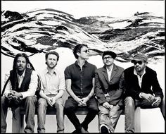 Saw Incubus this summer in Cincinnati after 'if not now when' came out. Marked that off my bucket list. would love to see them again