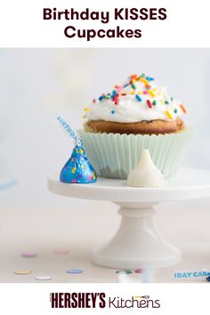 Looking For The Perfect Birthday Cake Look No Further Than Our Recipe HERSHEYS KISSES