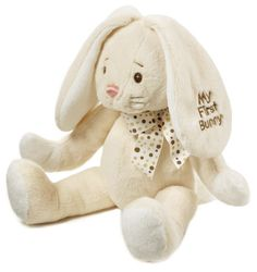 My First Bunny: Plush Toy Rabbit for Baby Boy's or Baby Girl's First Easter, $17.99. #easter #baby