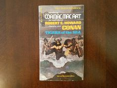 Book Haul/Spotlight – Tigers of the Sea by Robert E. Howard