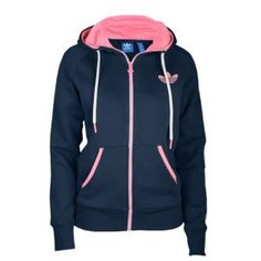 timeless design f2bba 97ee2 adidas Originals Trefoil FZ Hoodie - Women s - Clothing Foot Locker, Outfit  Of The Day
