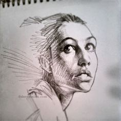 Another beautiful sketch by David Malan