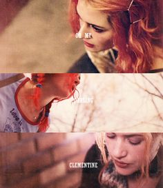 Eternal Sunshine of the Spotless Mind, Kate Winslet as Clementine Cinema Movies, Cult Movies, Great Films, Good Movies, Meet Me In Montauk, Eternal Sunshine, Michel Gondry, Kate Winslet, Scene Photo