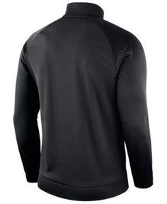 Nike Men's Cincinnati Bengals Lightweight Therma Quarter-Zip Pullover - Black XXL
