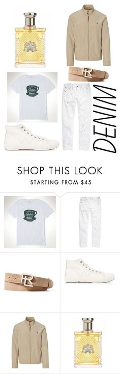 """""""Patrick"""" by mrpwillis ❤ liked on Polyvore featuring Ralph Lauren, Polo Ralph Lauren, men's fashion and menswear"""
