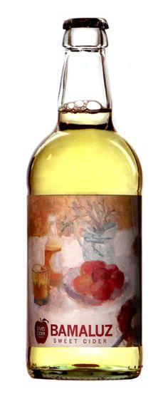 CORNISH CIDER | Bamaluz Sweet Cider (St Ives Cider)      ✫ღ⊰n