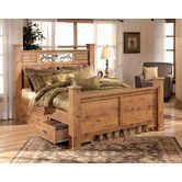 Found it at Wayfair - Atlee Panel Bed