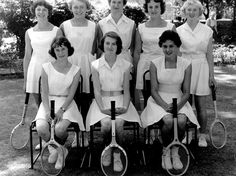 Chronically Vintage: Serving up some vintage tennis history and fashion