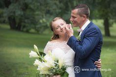 Hochzeitsfotos mit Herz