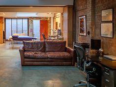 Un almacén convertido en vivienda en Londres | Etxekodeco