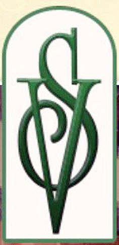 SV monogram