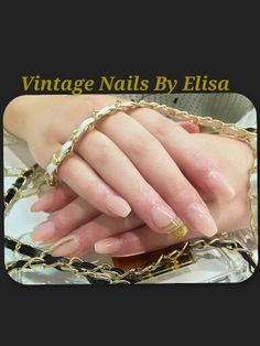 Vintage Nails By Elisa