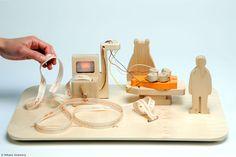 Hospital Toys by Hikaru Imamura