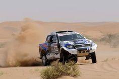 Dakar 2014 Rally Ford South Africa