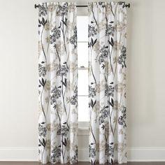 Park B. Smith Saone Rod-Pocket Curtain Panel - JCPenney