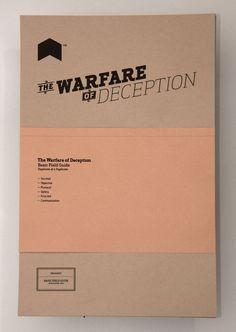 The Warfare of Deception.