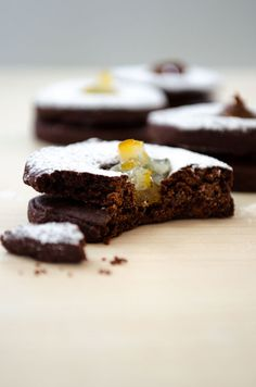 Chocolate Sandwich Cookies