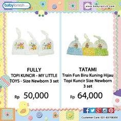 Dapatkan berbagai baju bayi kesukaan Anda di babylonish.com   Gratis ongkir seluruh indonesia. Bersertifikat SNI.