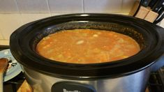 Red Lentil Vegetable Soup |