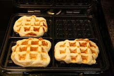 Grand Biscuit ala waffle maker